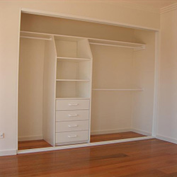 wardrobe installation